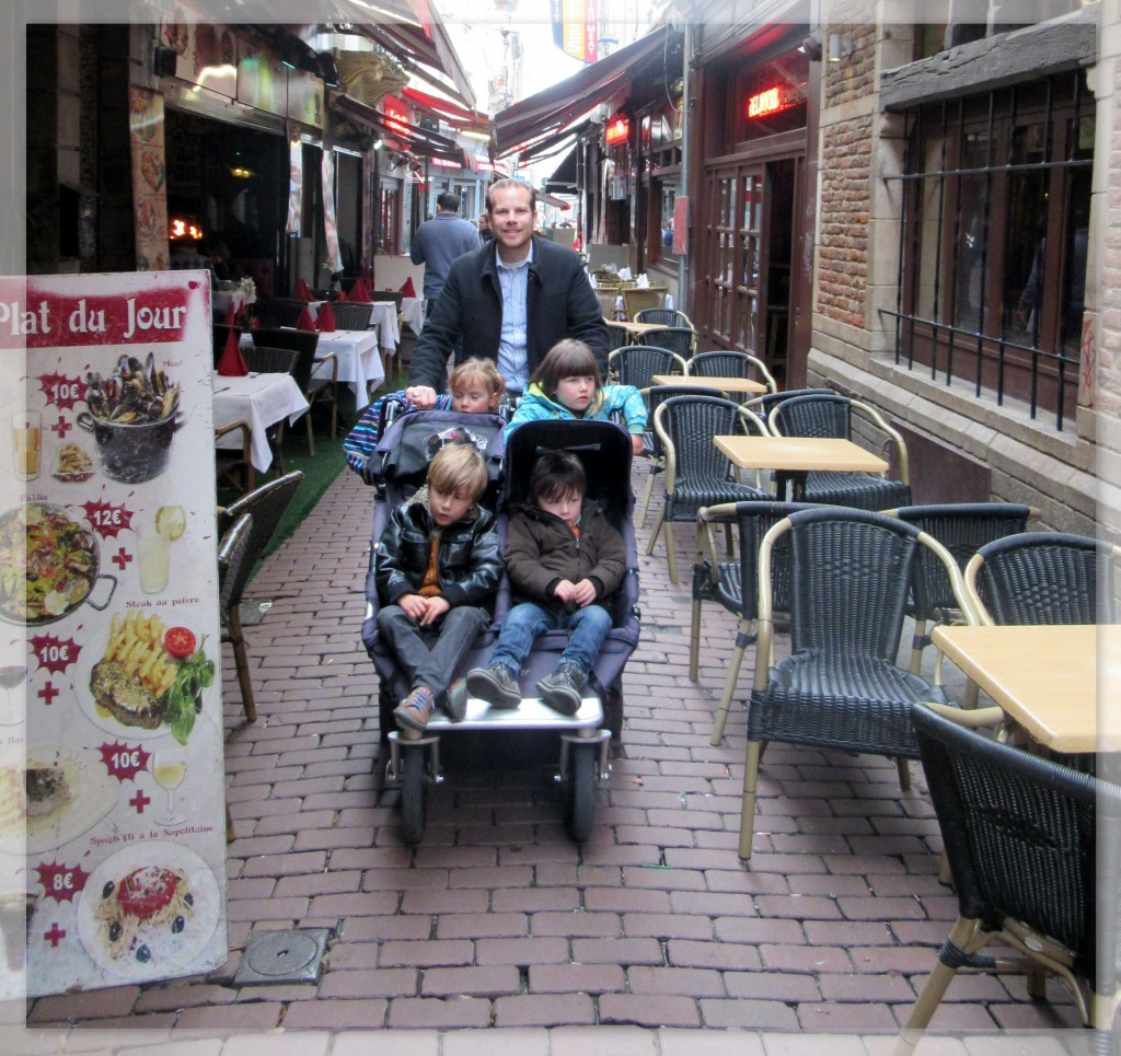 brusselvierlingbuggy