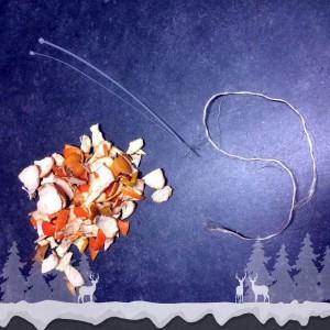 kerstkransjesbenodigdheden