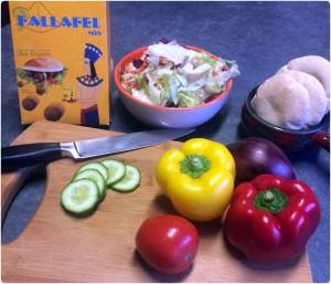 falafelingredienten