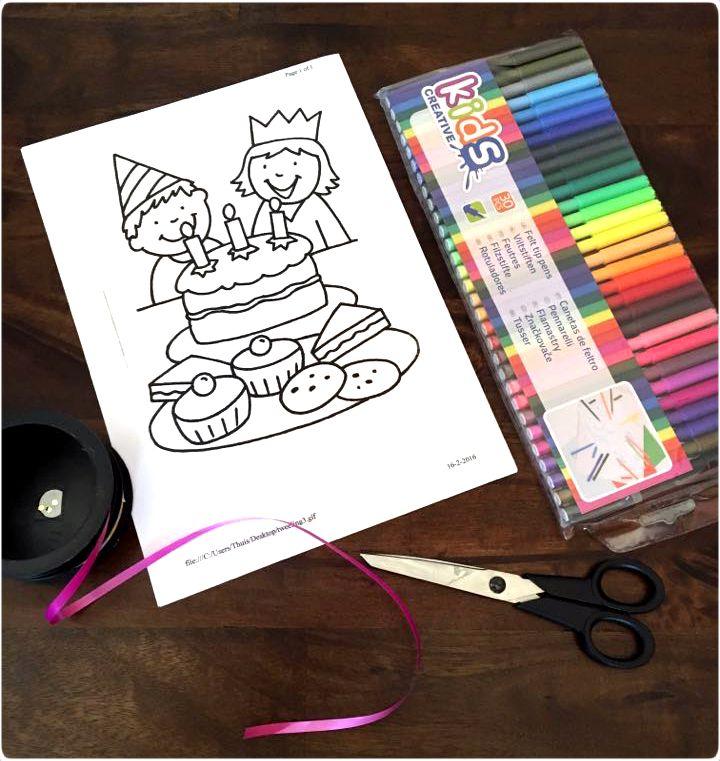 Kleurplaten Verjaardag Moeke.Doe Het Zelven Voor Dummies 8 Zonnige Mandarijntjes En Kleurplaten