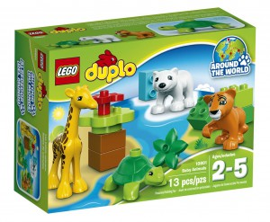 DUPLO round the World