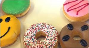 Heenreis-donuts