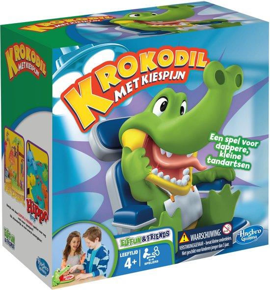 krokodil met kiespijn hasbro