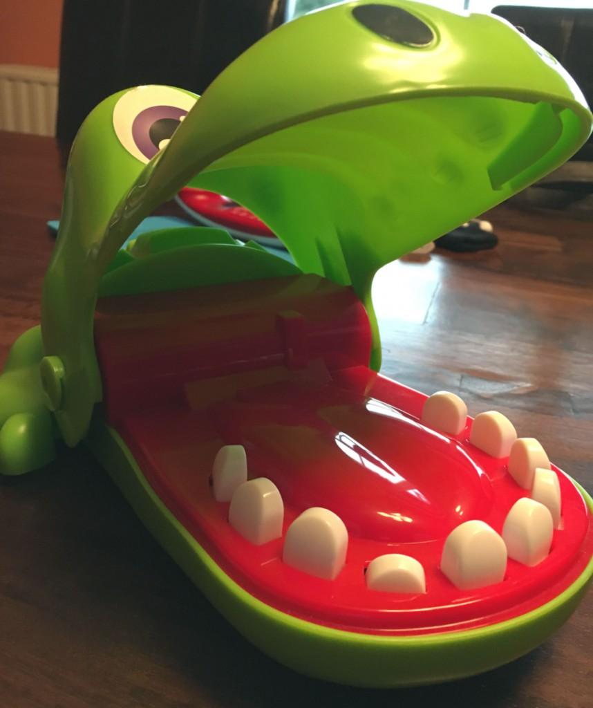 krokodilmetkiespijn