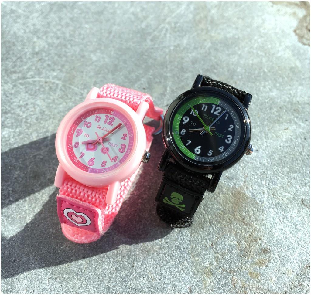 tikkers, horloge, kinderhorloge