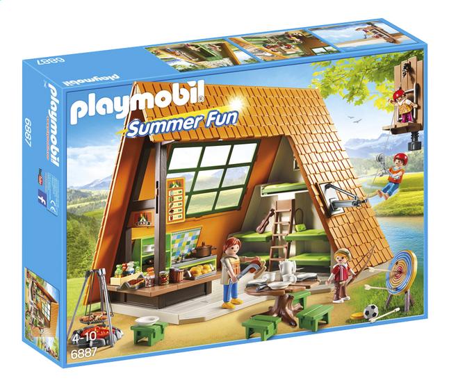 playmobil grote vakantiebungalow