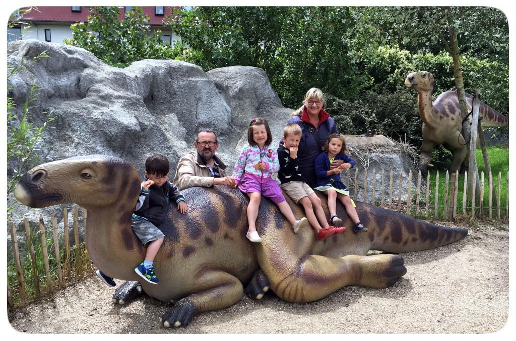 dinosaurussen, middelkerke, xtreme dinopark