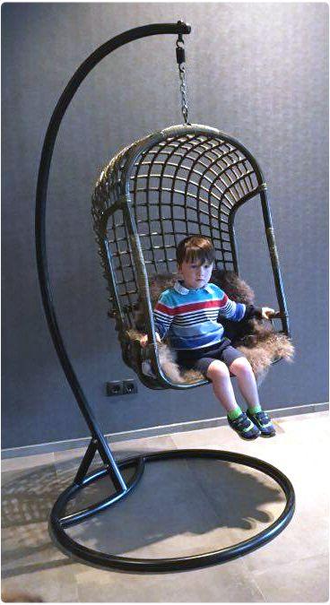 vandervalknijmegen - schommelstoel