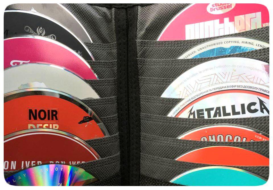 metallica, bon iver, cd, gunther d