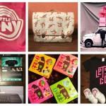 Over een knalroze tourbus met een My Little Pony op + giveaway