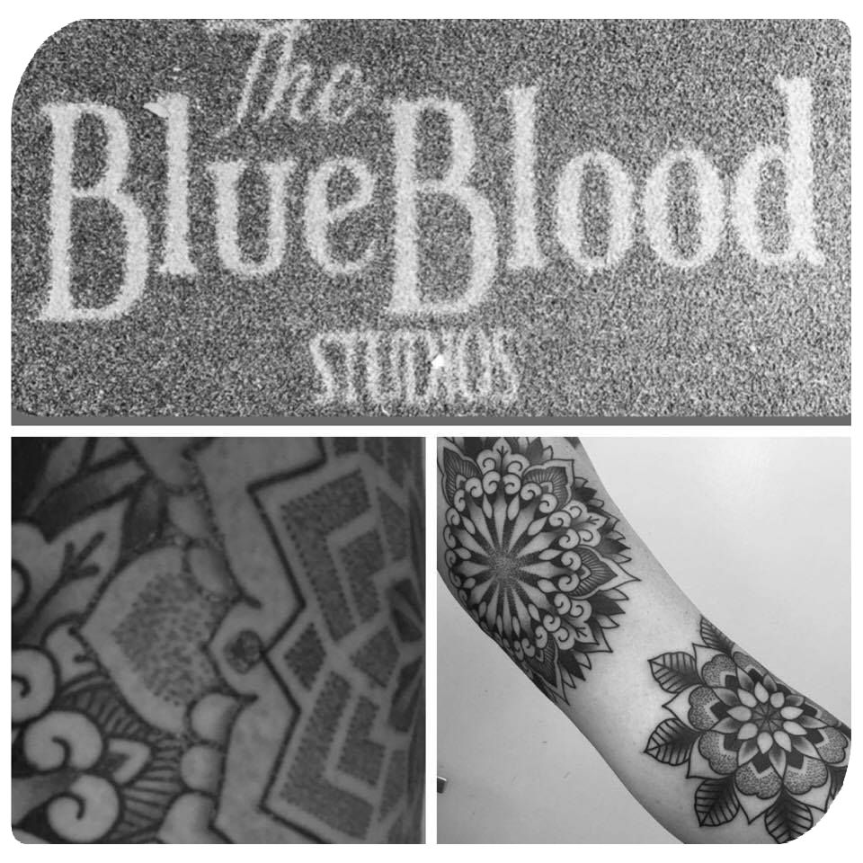 tattoo, blue blood studios, amsterdam, as we speak