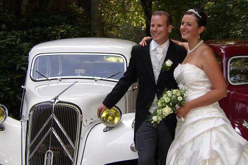 huwelijk , wedding, pronovias, citroën, huwelijksverjaardag
