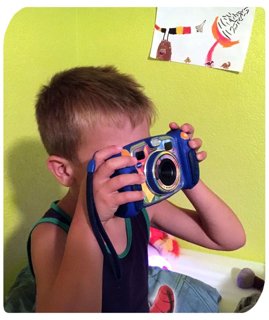 vtech, kidizoom duo, fotograferen