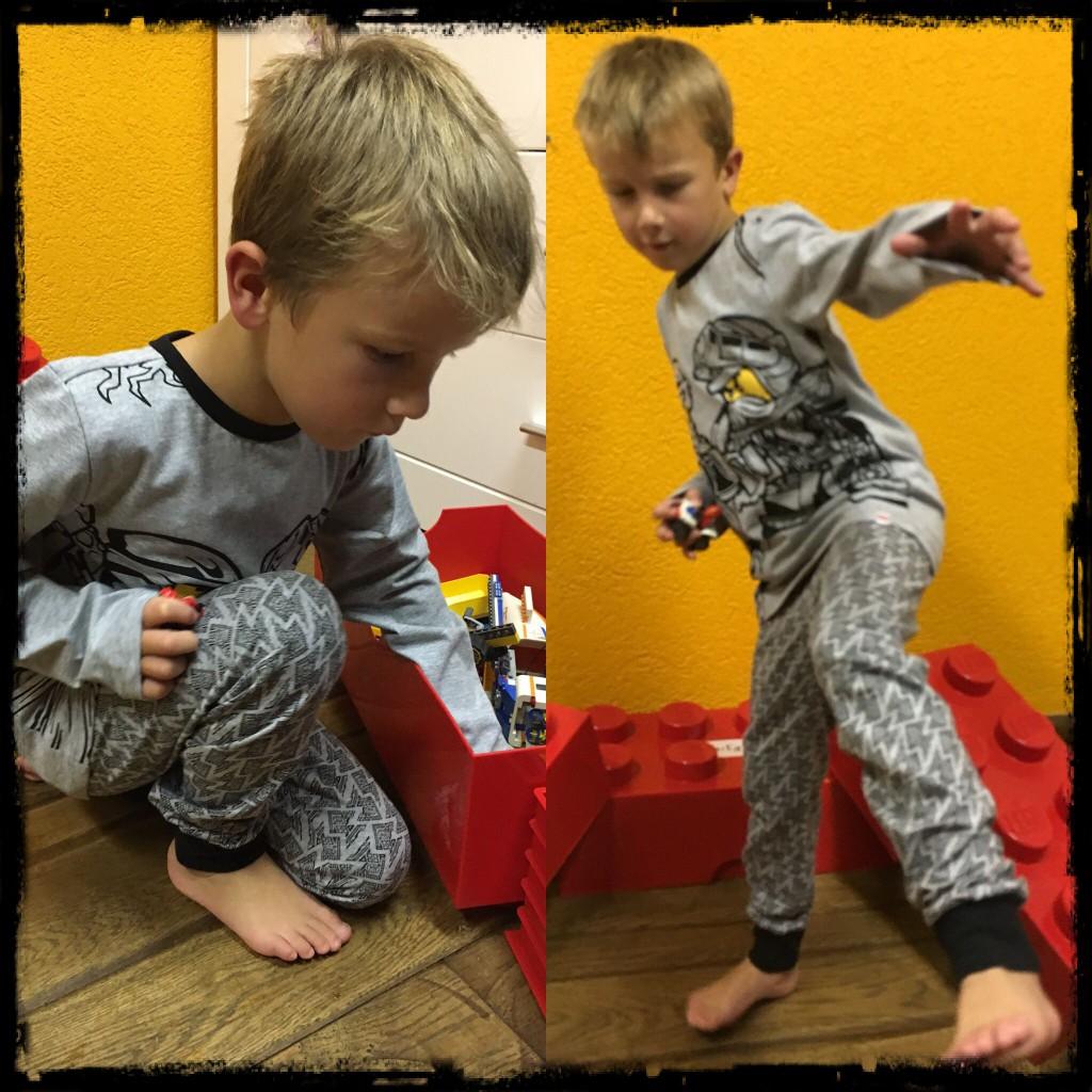 kid store, lego, ninjago, pyjama