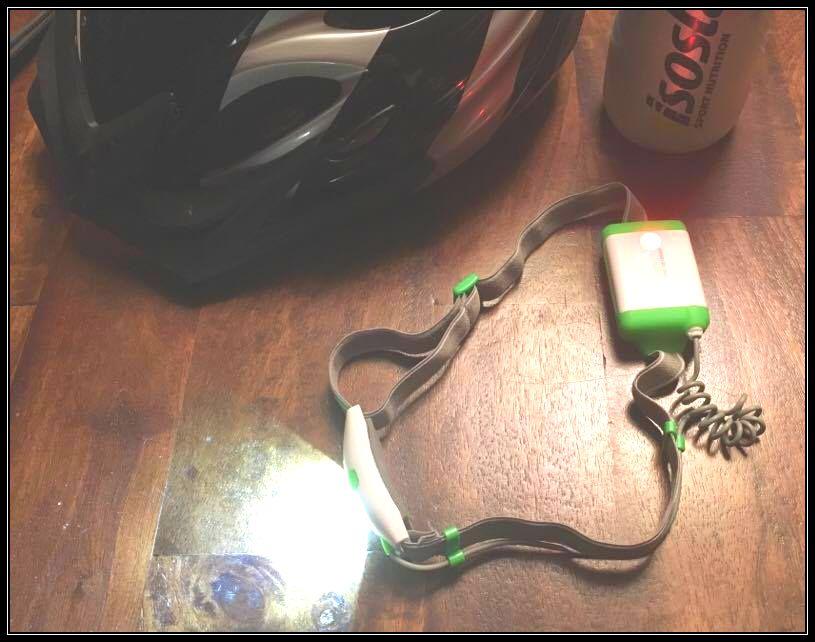 ledlenser, hoofdlamp, sportief