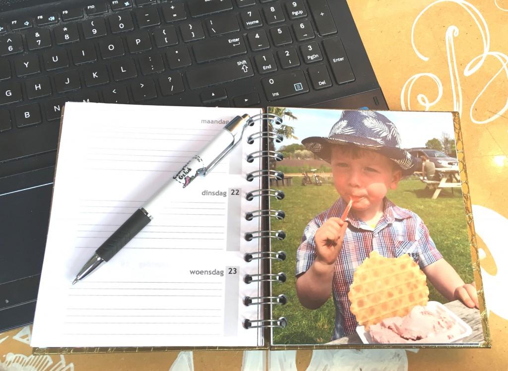Een gepersonaliseerde kalender en agenda yay or nay compleet geluk - Gepersonaliseerde keuken ...