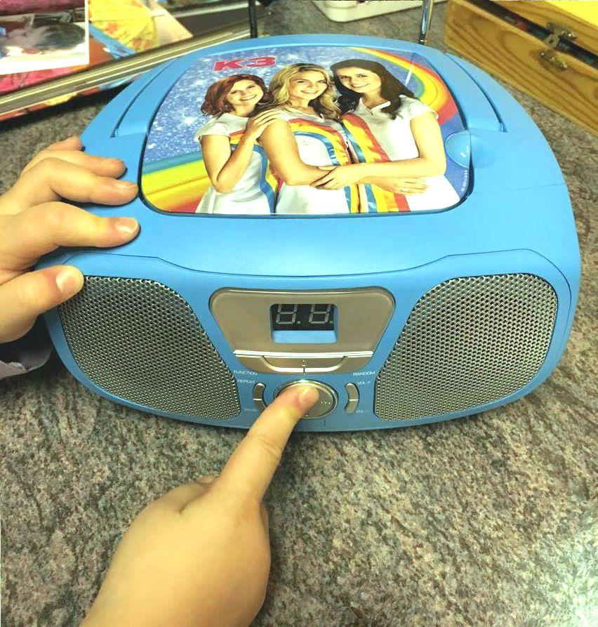k3, radio, dreamland