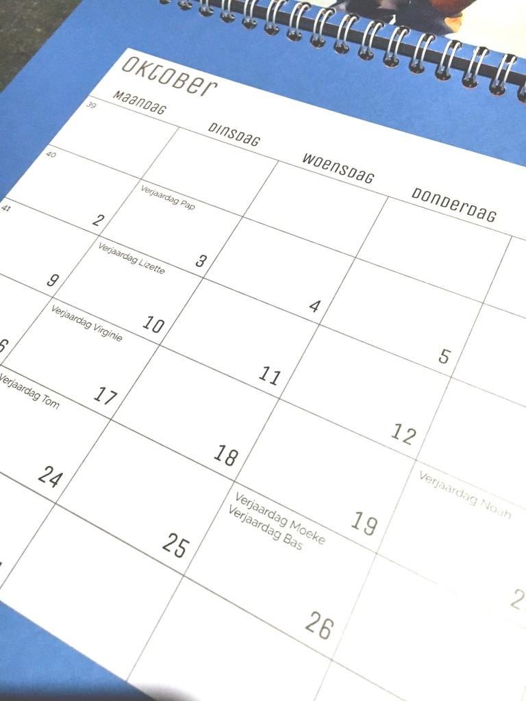 albelli, fotokalender