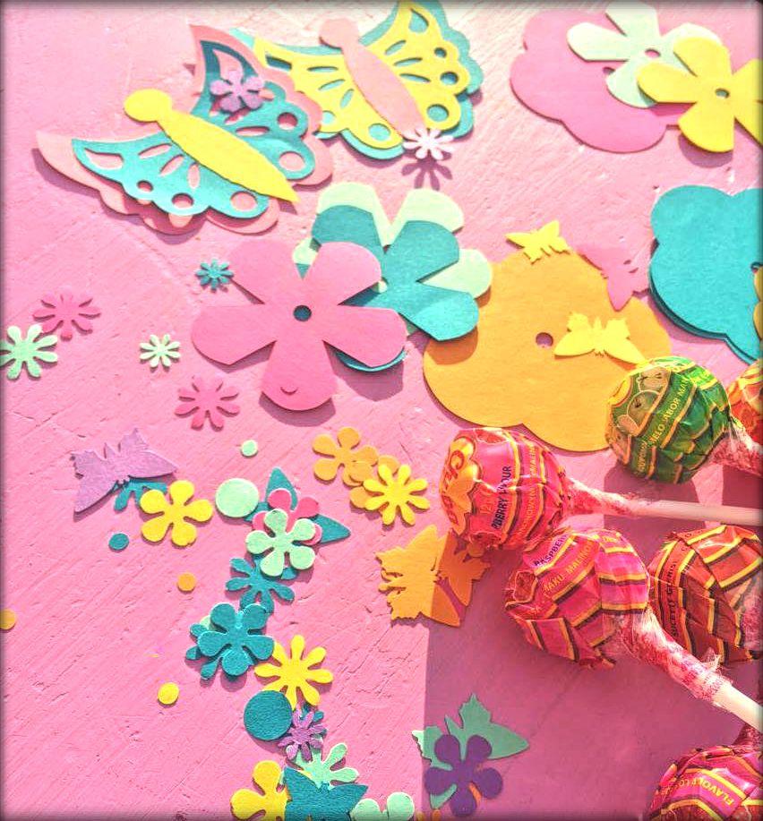 bloementraktaties, studio kisa, verjaardag