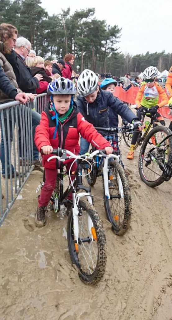 krawatencross, mountainbike,  initiatie