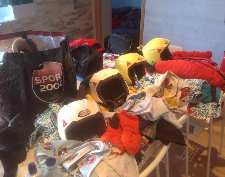 skivakantie, helm, sport2000