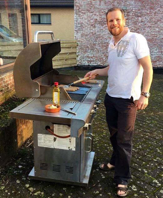 bbq, barbecue, buitenkeuken, lente