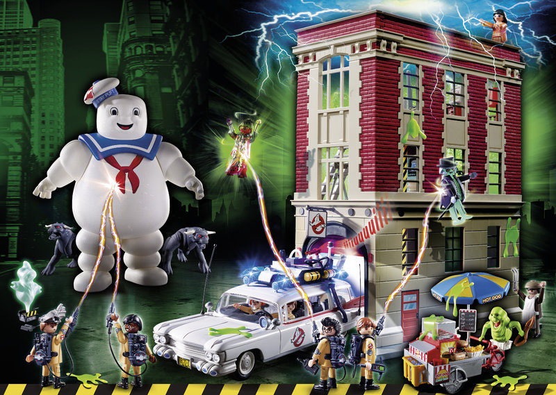 ghost busters, playmobil