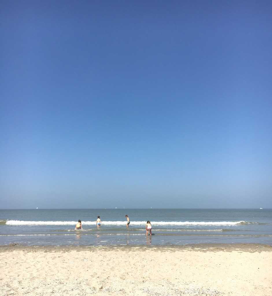 oostende, strand, beach