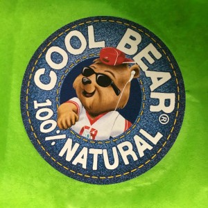 suikervrij, cool bear, drinken