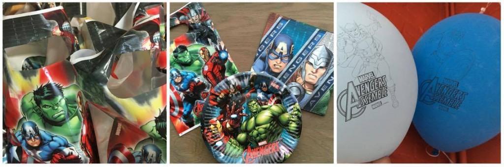 funidelia, avengers, superhelden