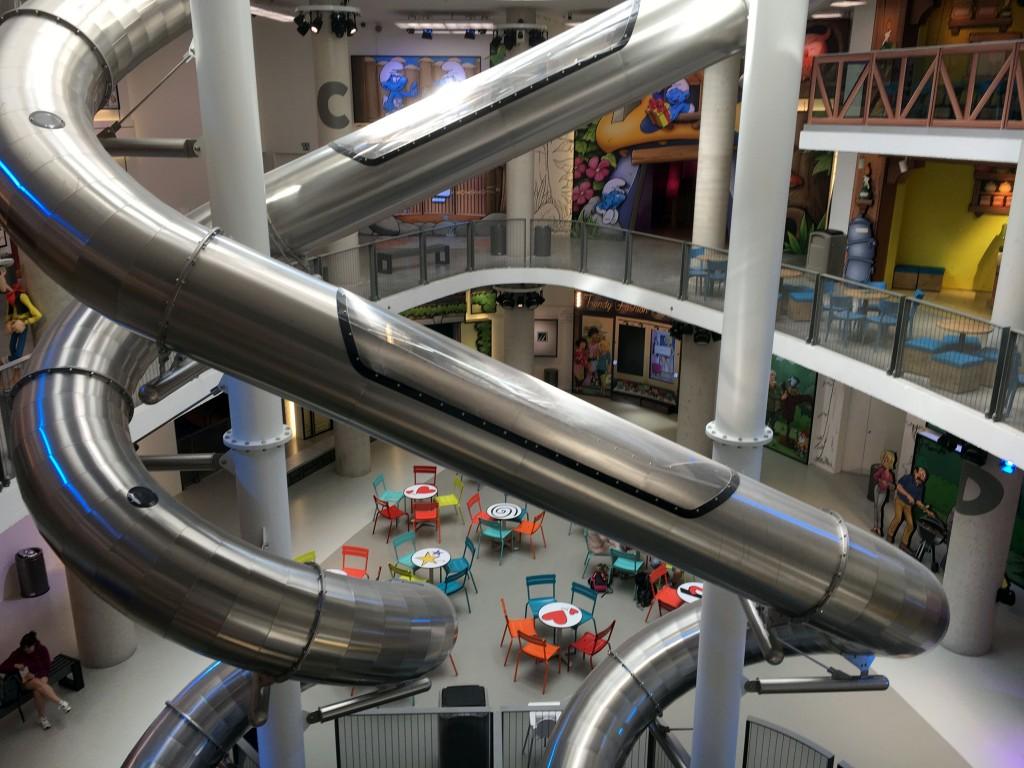 indoor, comics station, antwerpen