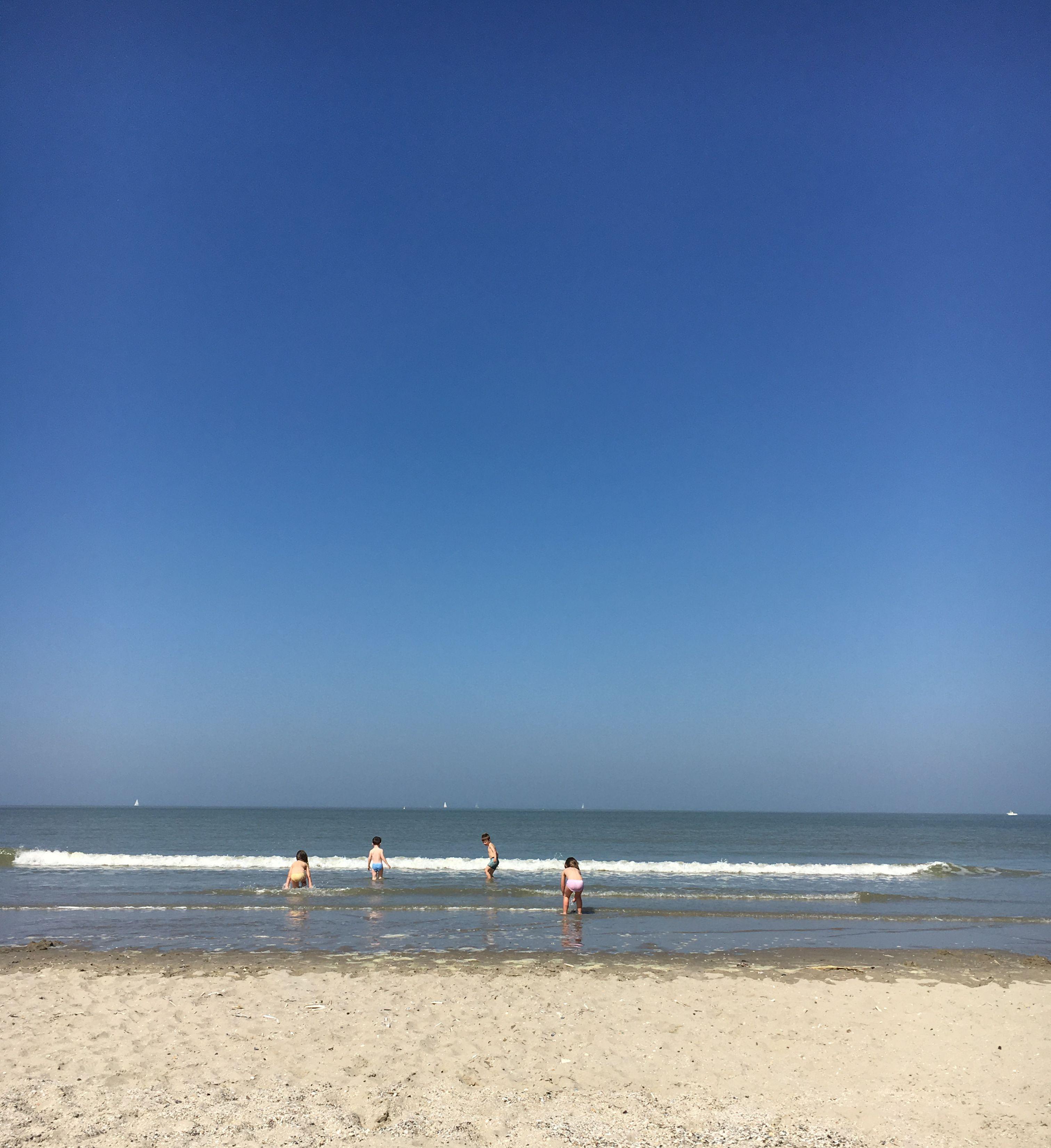 zee, vakantiepret