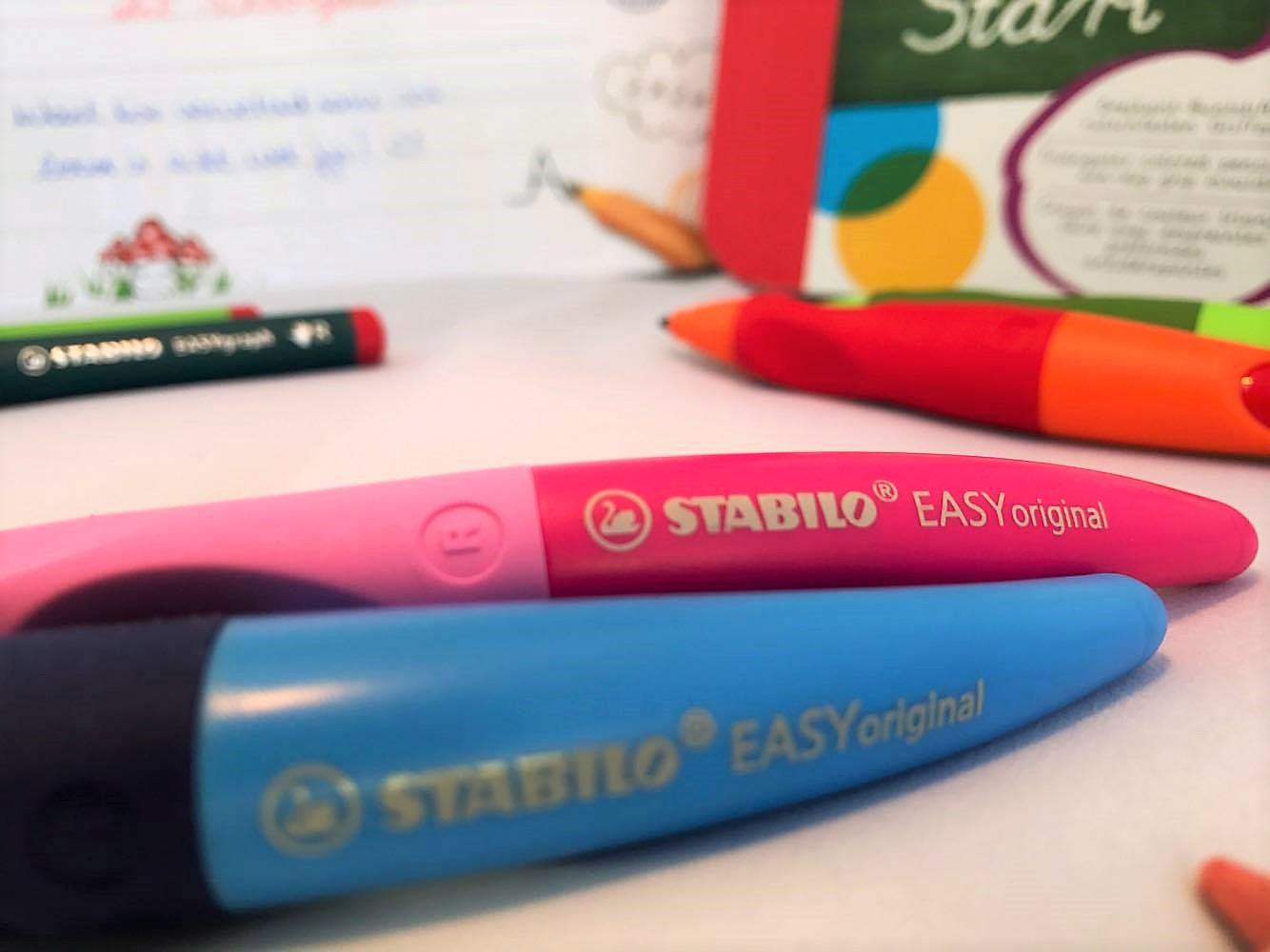 Leren schrijven saai? Niet met Stabilo!