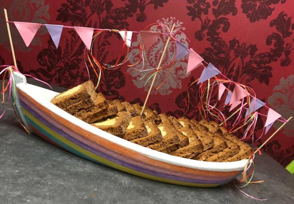 k3, loveboat, traktatie