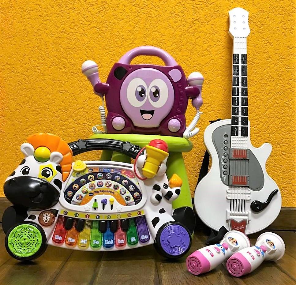 zingen, muziek, vtech