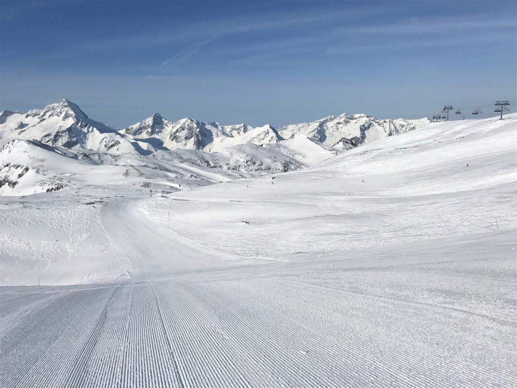 ski, les deux alpes