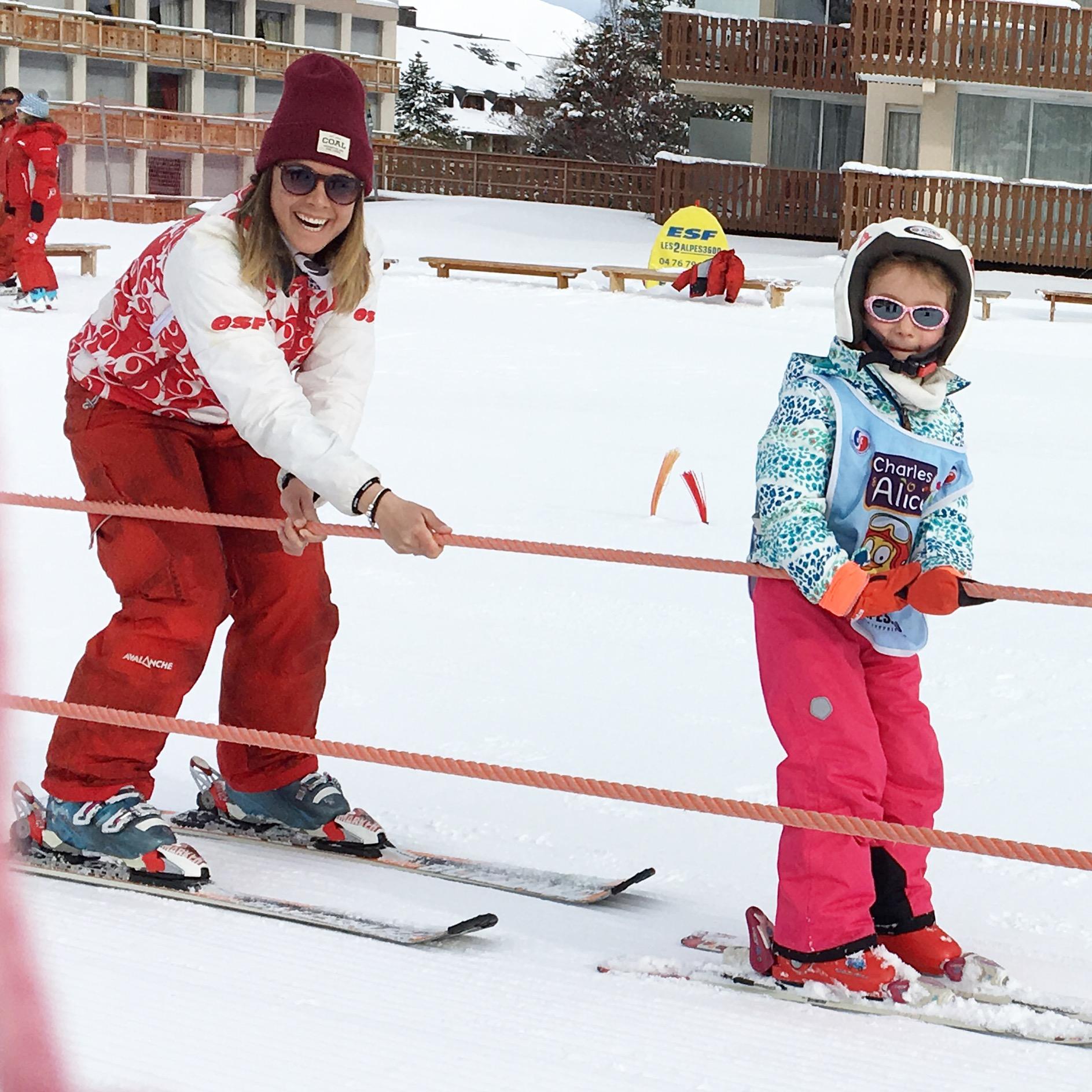 Les 2 Alpes:  Het perfecte skigebied voor gezinnen!