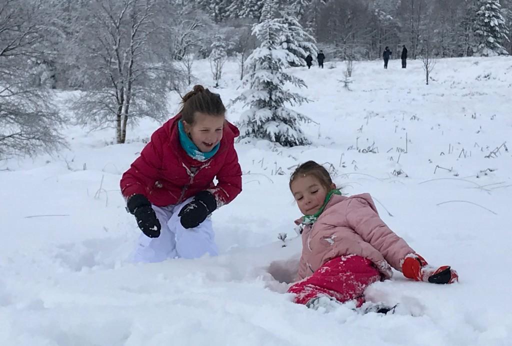 teamdecathlon, sneeuw, hoge venen