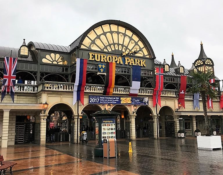 rust, europa park, themepark