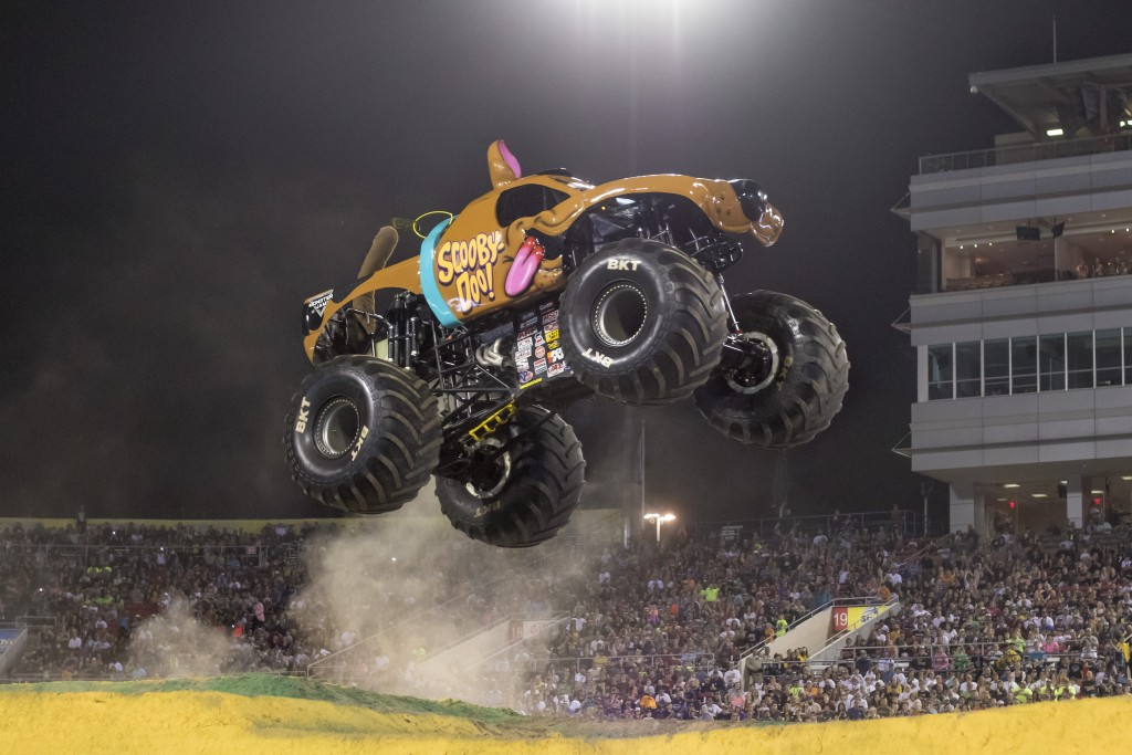 Monster jam, monster jam trucks