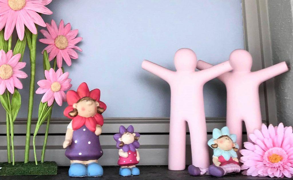 decoration, roze, flowers, levenswijsheden