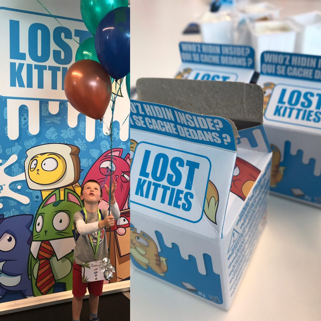 lost kitties, hasbro