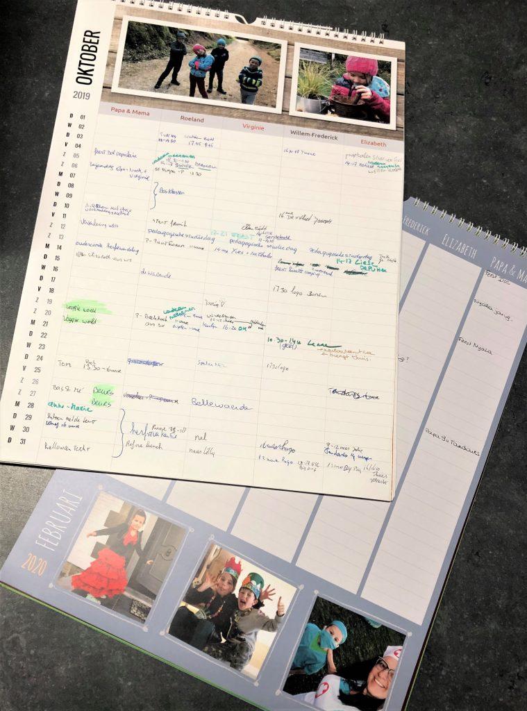 smartphoto, kalender