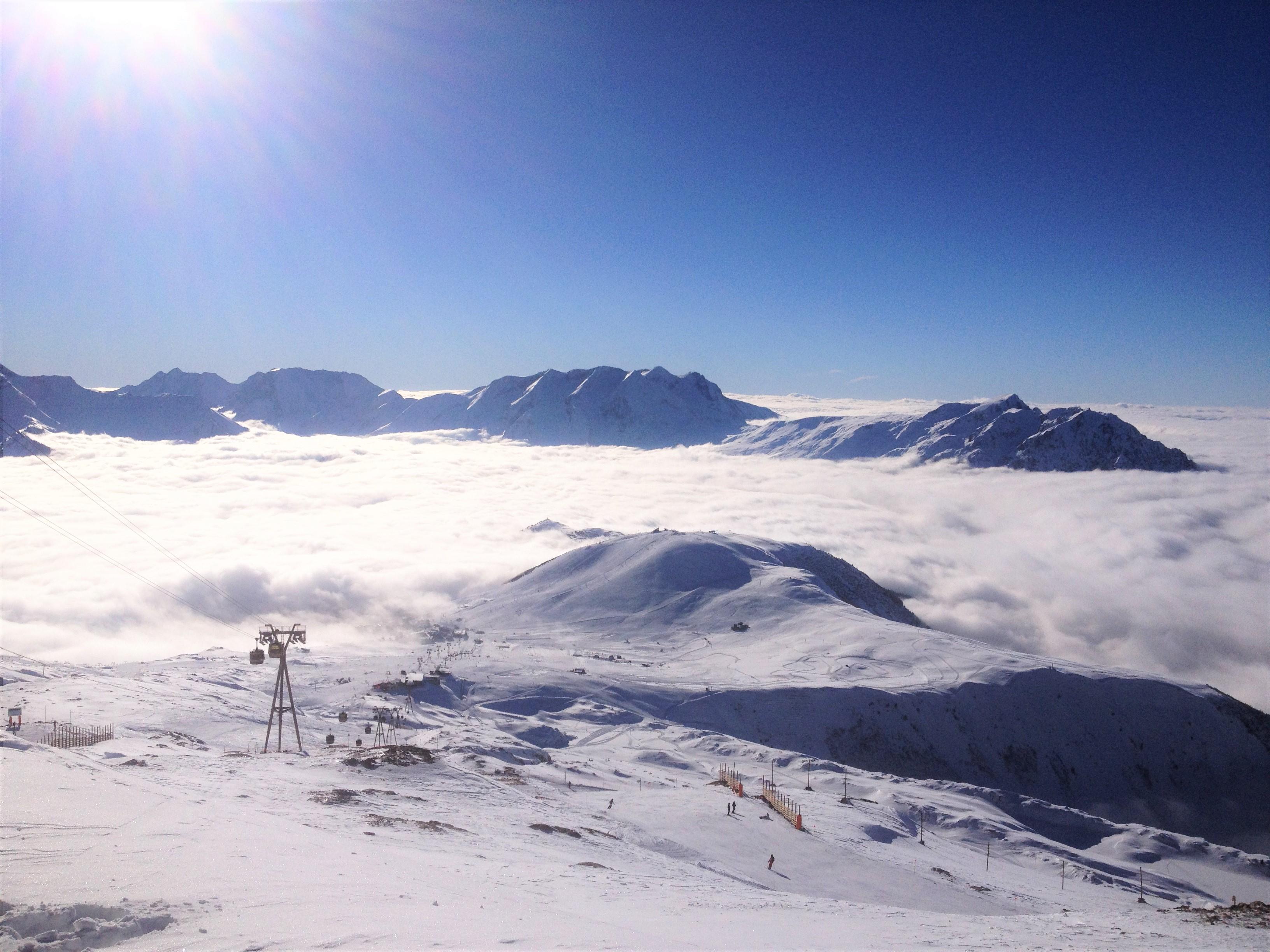 oostenrijk, wintersport