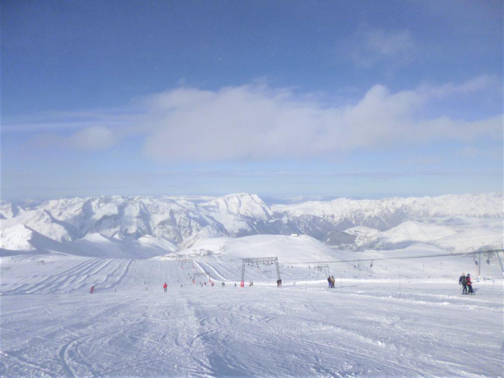 wintersport, oostenrijk