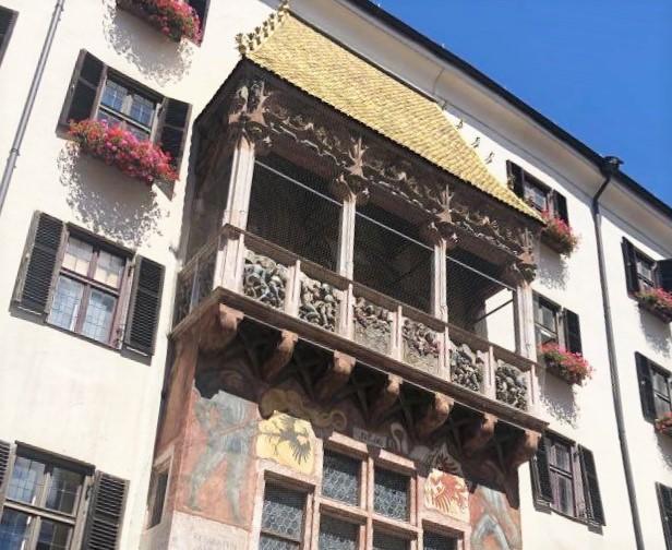 goldenes dachl , innsbruck