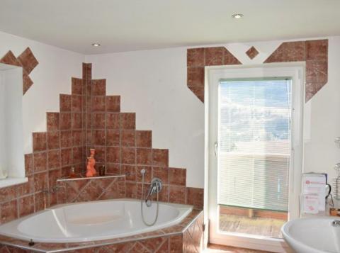 badkamer, doucheafvoer
