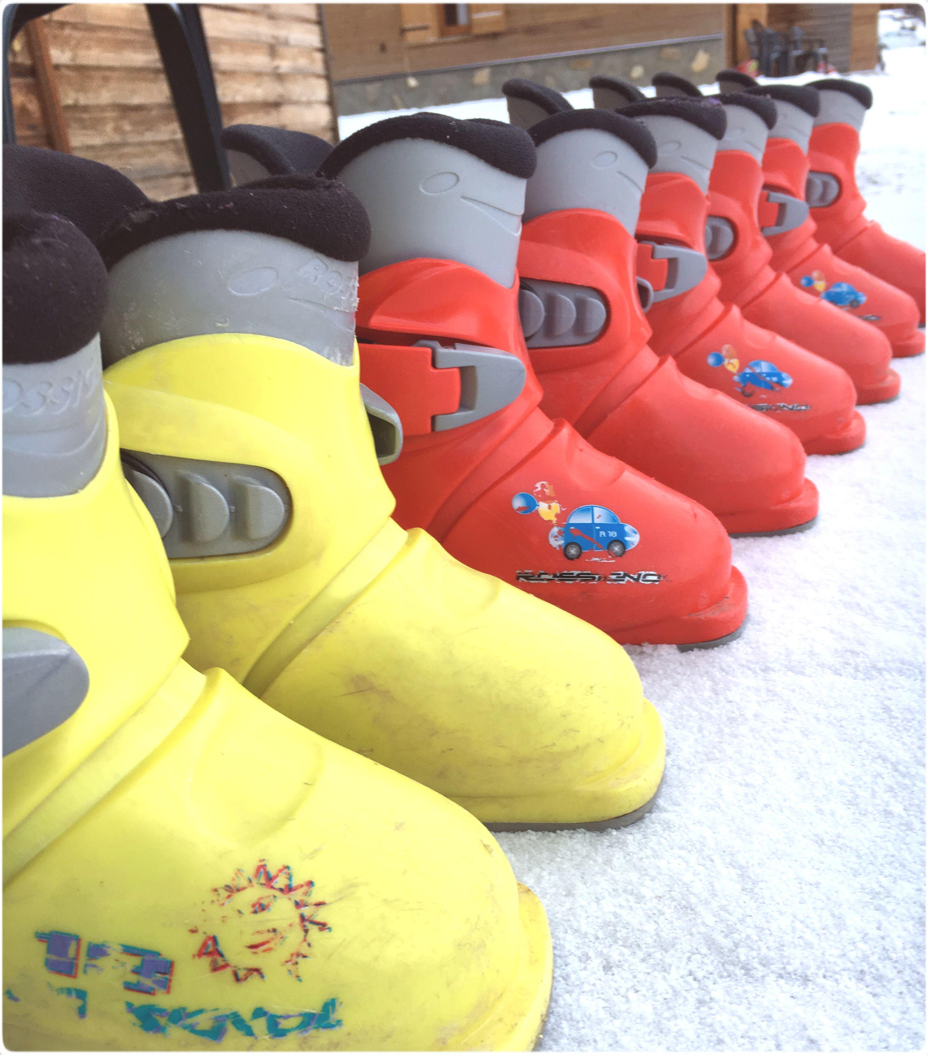 ESF, rossignol, ski