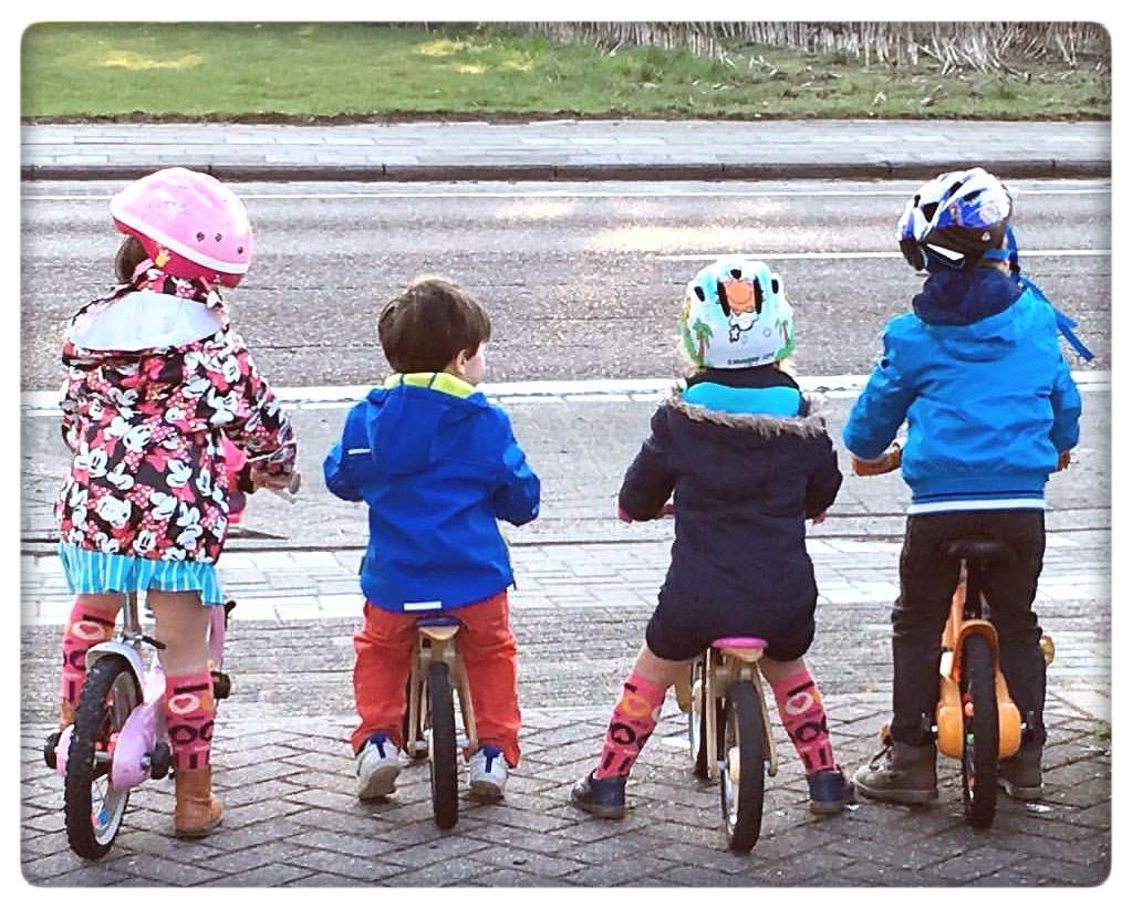 fietsen decathlon kinderfiets helm