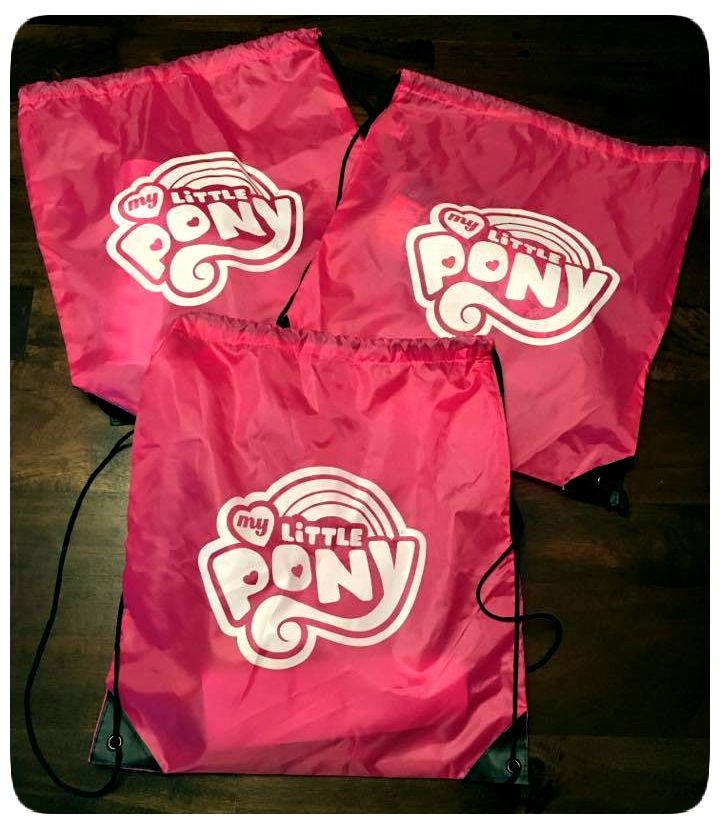 My little pony, vriendschap, goodiebag